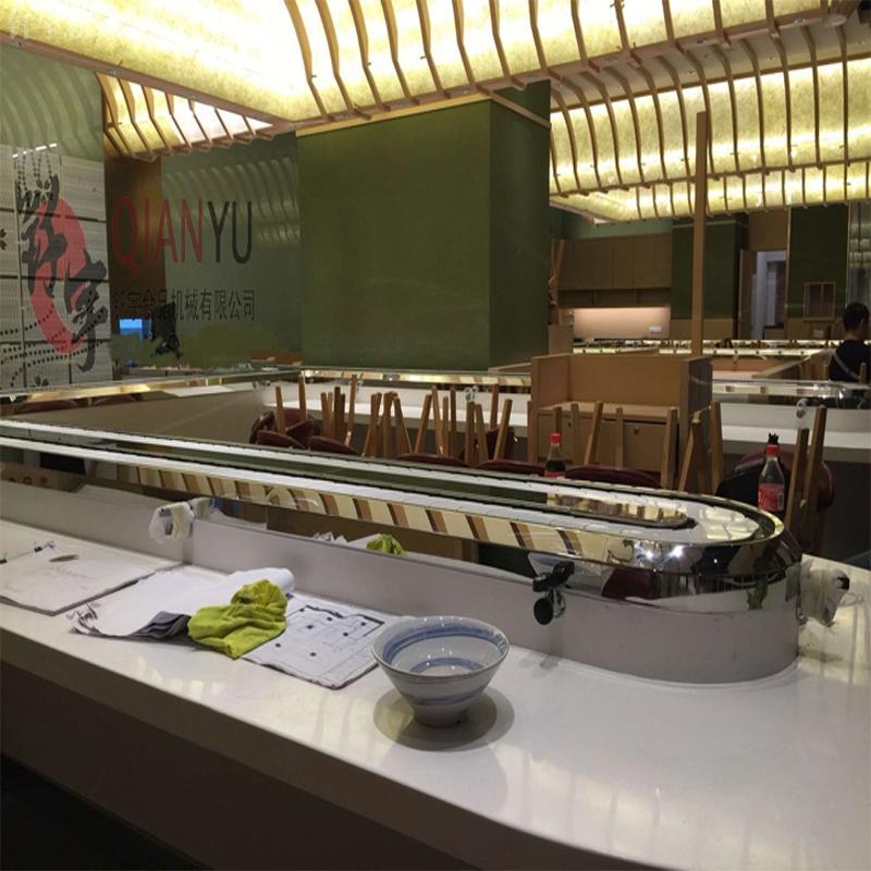 香港板长回转寿司输送带