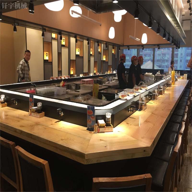 莲寿司设备