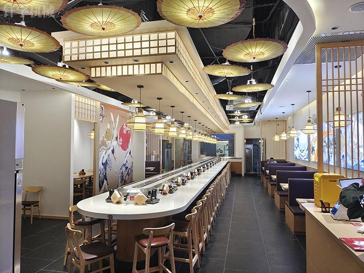 福州替美回转寿司开业